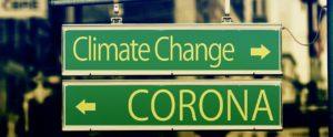 Kommt mit Corona auch mehr Umweltschutz?
