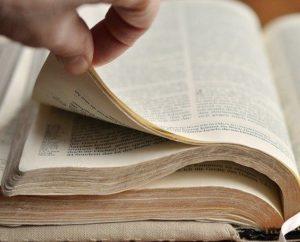 Die Bibel - das meistpublizierte und wohl auch meistzitierte Buch der Welt.