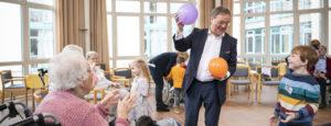 Politik und Glaube bei Armin Laschet
